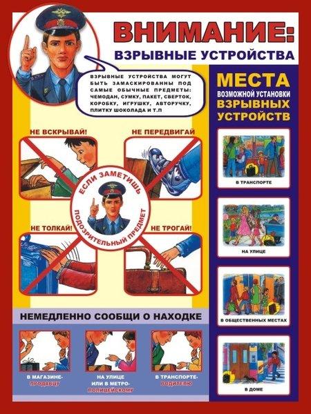 инструкция по антитеррористической безопасности в доу для сторожа - фото 5
